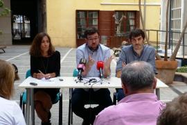 La Oficina Antidesahucios Palma ha parado todos los desahucios desde su inauguración