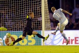 El Celta le da un repaso al Barça en Balaídos