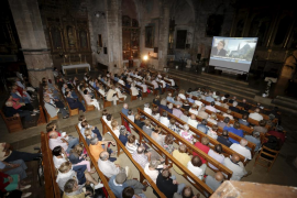 Petra vive con intensidad la canonización del Pare Serra