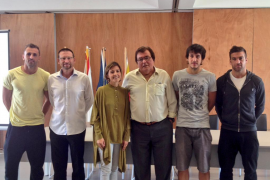 El Atlètic Balears destinará la recaudación del domingo a ayudar a los refugiados sirios