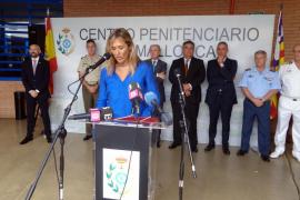 La cárcel de Palma celebra la festividad de Nuestra Señora de la Merced