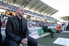 Ferrer está «convencido» de que el Mallorca ganará al Huesca