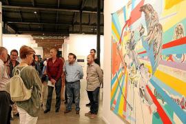 El arte hecho en Mallorca coge fuerza en Madrid
