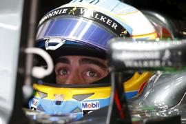 Alonso: «Si la carrera está revuelta, podremos buscar algún punto»