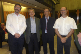 Entrega de premios y becas de la Academia Médica Balear