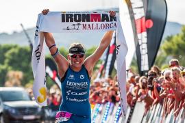 Timo Bracht y Daniela Saemmler, vencedores del Thomas Cook Ironman