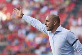 Albert Ferrer: «El objetivo sigue siendo el ascenso»