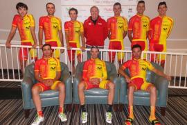 Valverde y 'Purito' encabezan un año más las opciones al arcoíris