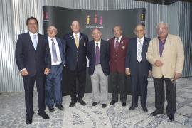 Concierto organizado por los Rotarios a beneficio de Projecte Home en la catedral de Palma