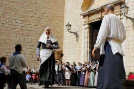 Binissalem despide la Festa des Vermar
