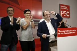 El PSOE salva los muebles en Catalunya