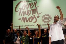 Antonio Baños: «Hoy nace la República»