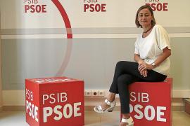 Luz Rodríguez: «Balears es líder en la creación de empleos con fecha de caducidad»