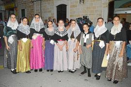Pregón de las Festes des Vermar en Binissalem