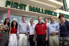 Presentación del nuevo catálogo de First Mallorca