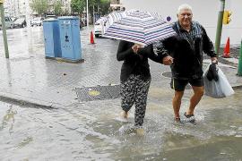 Este miércoles se prevén fuertes lluvias y bajada de temperaturas en la Isla