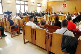 La Audiencia condena a 13 'narcos' de una banda con base en Inca, Palma y Mancor