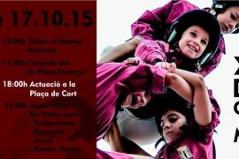 XVII Diada de los Castellers de Mallorca