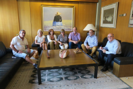 Calvià y Puigpunyent recuperarán los caminos públicos antiguos que los unen