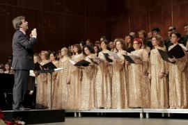Los coros del Principal cantan por Navidad