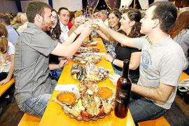 Vuelve a Palma la Gran Feria del Marisco
