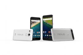Google presenta los nuevos Nexus 6P y Nexus 5X