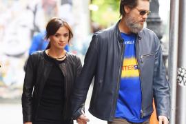 Muere la ex novia de Jim Carrey por una presunta sobredosis