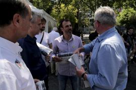 El laberinto catalán trae tensiones a Balears