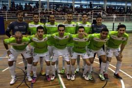 El Palma Futsal cumple y ya está en octavos de la Copa del Rey