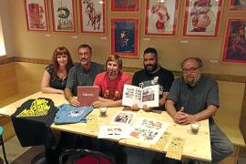 El nuevo CòmicNostrum arranca con exposiciones y una fiesta Opening