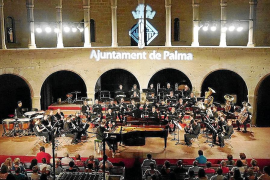 La Banda de Palma celebra esta temporada '50 años a tu lado'