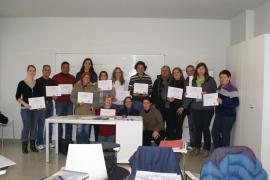 Aumenta un 23% la inscripción en los cursos de catalán del IEB