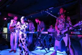 Rock, funk, indie y psicodelia en el XV Sa Rocketa