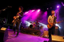 Sidonie recala en La Red Club con la gira 'Sierra y Canadá'