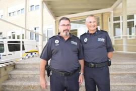 Justino Trenas es el nuevo jefe de la Policía Local de Calvià