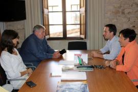 Santanyí mantiene la petición al Consell de albergar un parque de bomberos