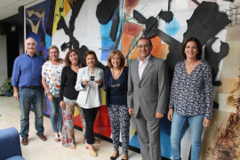 El IES Bendinat gana el premio europeo a la «mejor práctica educativa»