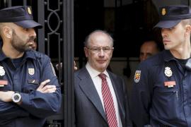 Rato declara ante Guardia Civil en el marco de investigación de su patrimonio
