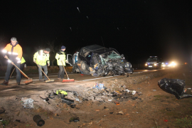 Muertes en la carretera