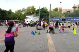 La primera jornada de las BarriDiades 2015 se celebra en Son Gotleu