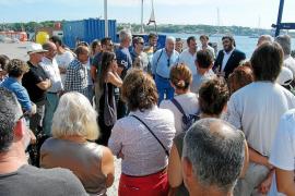 Las asociaciones y entidades de Portocolom expresan su rechazo a la piscifactoría