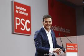 Pedro Sánchez quiere «reforzar el autogobierno de Catalunya»