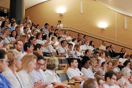 Unos 5.500 empleados públicos de Sanidad cobran la carrera profesional