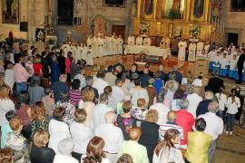Petra glorifica a su Sant Juníper Serra