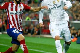 Vietto salva un punto para el Atlético e e impide que el Real Madrid recupere el liderato