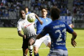 El Mallorca no puede con el Oviedo pero rasca un punto en el Tartiere