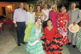 Fiesta en la Casa de Andalucía