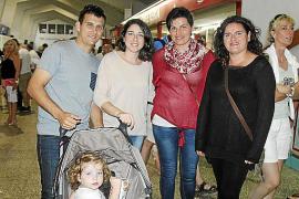 Jornada de 'trot' a beneficio de SOS Mamás