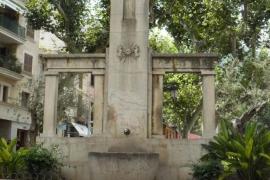 ARCA lamenta que no se haya tenido en cuenta su informe sobre el monumento a los Caídos en Sóller