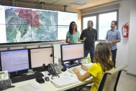Balears ha sufrido este año 73 incendios forestales que han quemado 107 hectáreas
